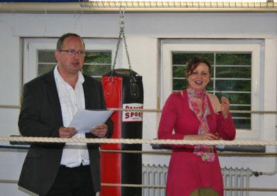 Frau Kruppa und Herr Zenkel